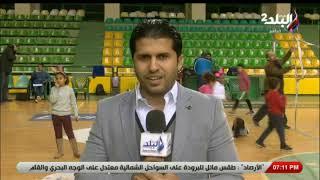 الاستوديو التحليلي لمباراة كرة السلة بين الاتحاد والجزيرة « الجزء الثالث »