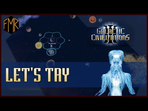 Galactic Civilizations 3: Crusade - Let's try 4x games