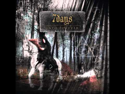 7Days - Scattered Mind (Christian Power/ Progressive Metal)