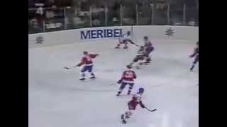 1992 Winter Olympics, Czechoslovakia Ice-hockey