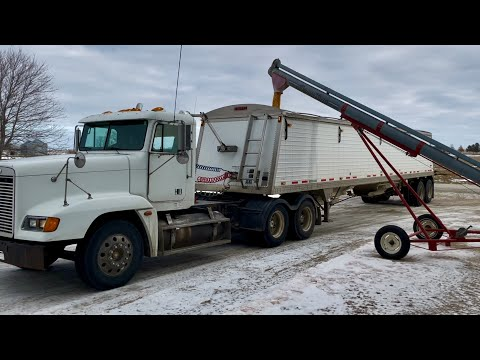 Let's get the new Freightliner out on the highway!