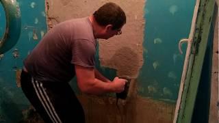 Очистка старой краски ! Новый и лучший метод !!