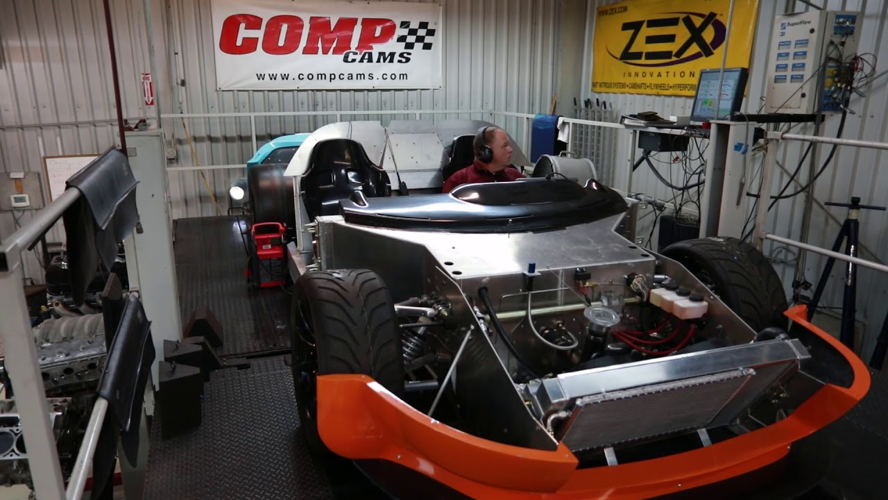FAST Engine Transplant Kit for Coyote in Superlite GT-R