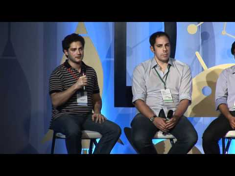 GDD-BR 2010 [1H] VC Panel: Entrepreneurship, Incubation and Venture Capital