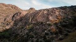 Flying apache junction! Arizona hiking trail