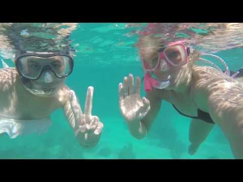 Géraldine Fasnacht - Snorkeling in Madagascar