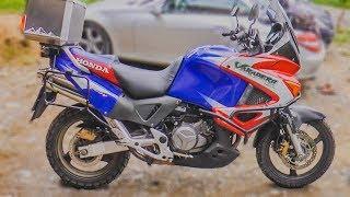 Гусь по дешману. тест драйв Honda XL1000V Varadero #Докатились!