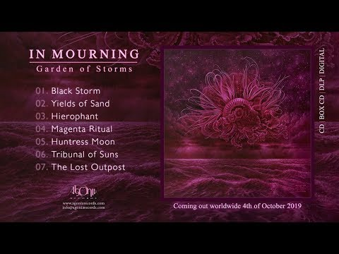 IN MOURNING - Garden Of Storms (Official Album Stream)