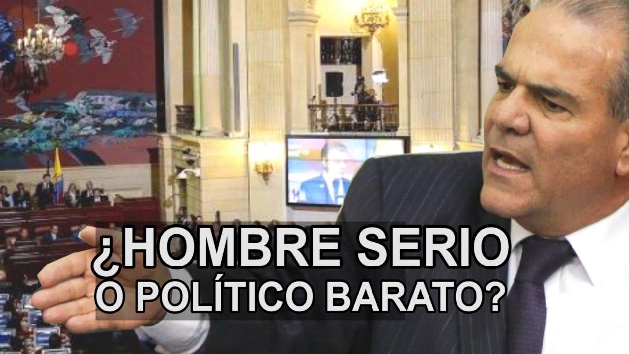 Senador Carlos Felipe Mejia gritar, engrupir, ofender ¿y que hace? Roqui Te Lo Cuenta