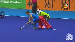Hocky semifinal mens asian games 2018