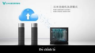 [Chiếm Tài Mobile] -  Giới Thiệu Máy Rửa Chén Bát Tự Động Viomi
