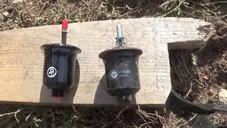Замена фильтров в топливной системе часть№2 (Общий топливный фильтр) Legnum 4g93 GDI