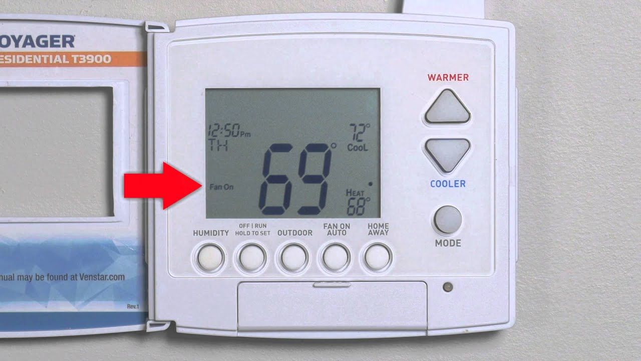 honeywell rth9580wf youtube 1993 honda accord wiring diagram venstar thermostat t2800 battery