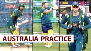 Download Smith and Warner Train At The Lord's Ahead Clash Vs England | Sports Tak Mp3 and Videos