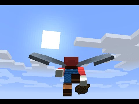 Minecraft - Wing by aprilgoddess on DeviantArt