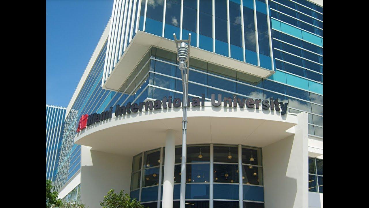 Miami International University Of Art And Design Logo