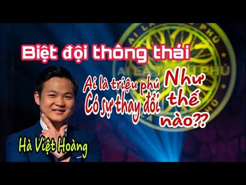 [Ai là triệu phú mới nhất] – Việt Hoàng Siêu trí tuệ – Biệt đội thông thái