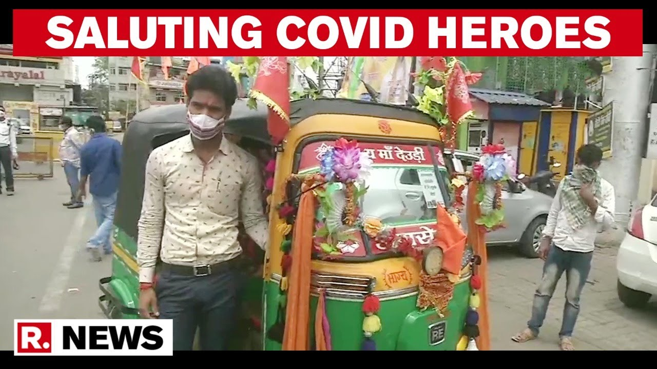 Auto Driver In Ranchi Gives Free Rides To People Facing Medical Emergency