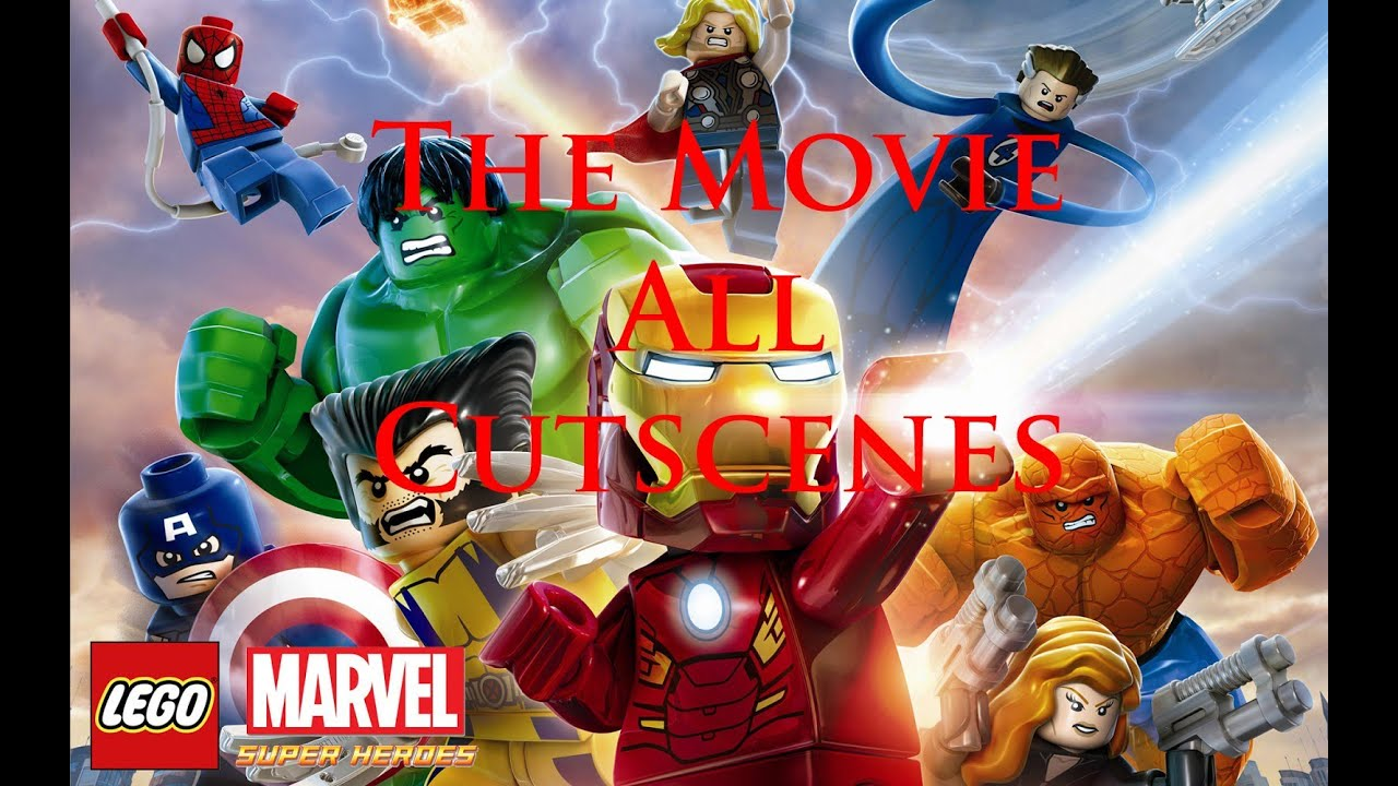 lego marvel super heroes avengers reassembled full movie in hindi