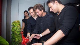 Shahrukh Khan Inaugurates New Red Chillies VFX Office In Mumbai