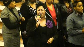 "Terri Jackson and Friends Singing ""Riding Through The Storm"""