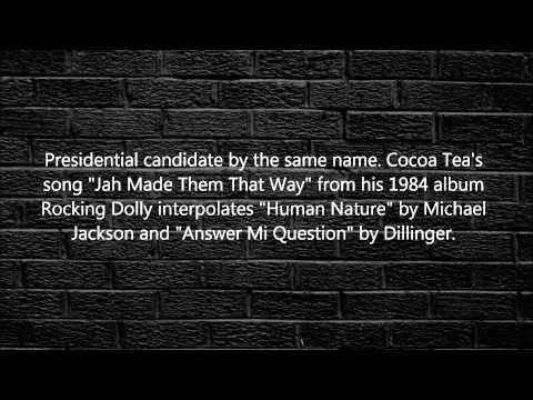 Cocoa Tea - Lost My Sonia 1985 [HQ]