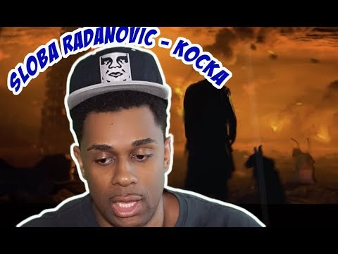 BALKAN MUSIC REACTION | SLOBA RADANOVIC – KOCKA (OFFICIAL VIDEO) 4K