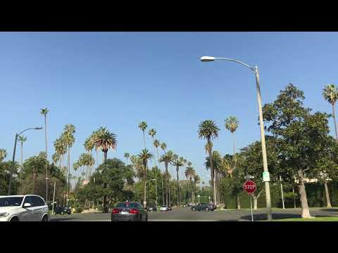 Luxury real estate in the flats of Beverly Hills California 90210