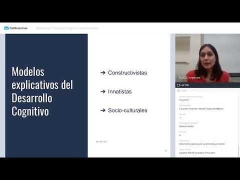 2020 Presentación De Maestria En Psicología Cognitiva Y Aprendizaje