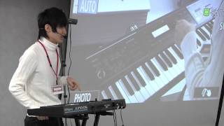 ROLAND / JUNO-DS 研修会 2015.12