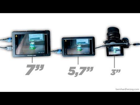studio monitors hook up