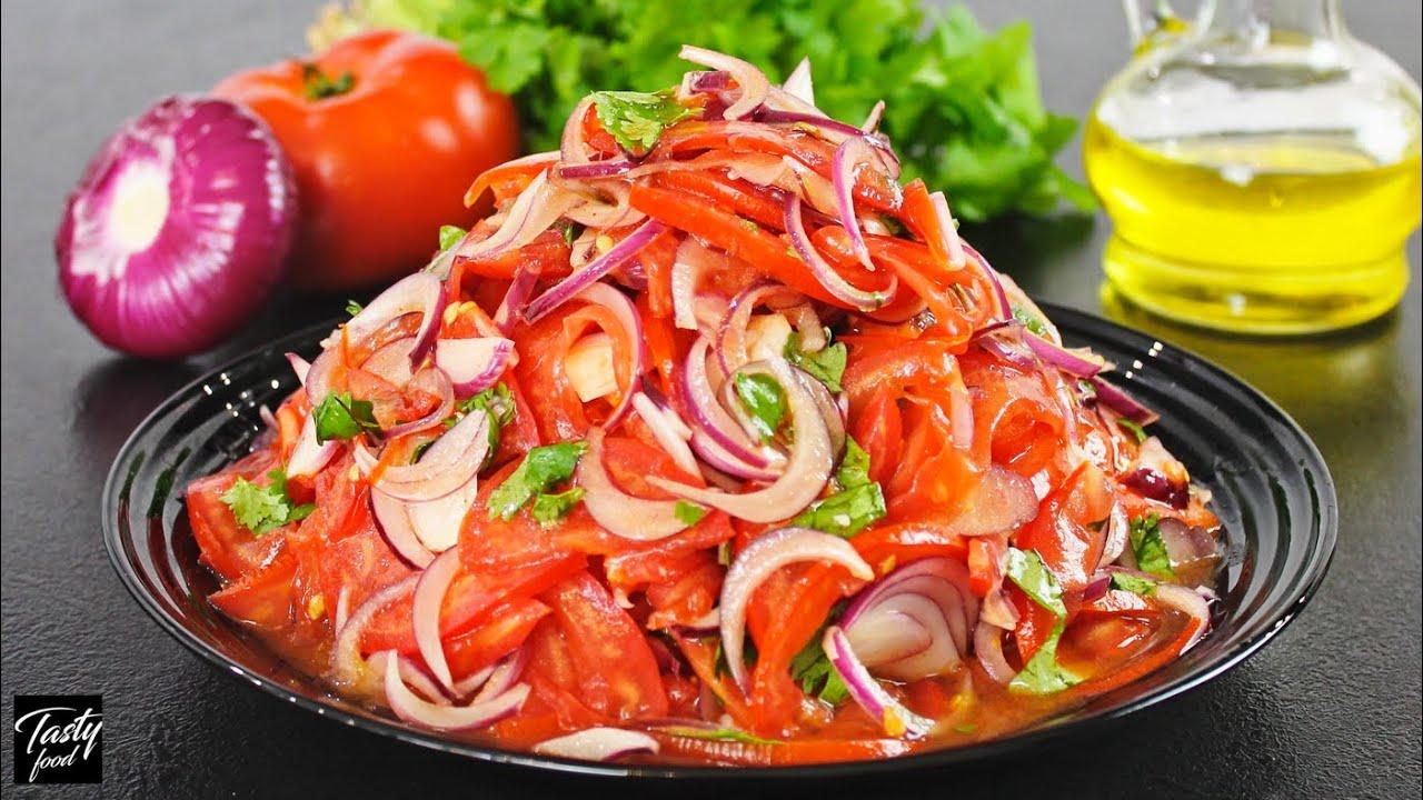 """Салат """"Шакароб"""", Вкуснее к Мясу Не Найти!"""