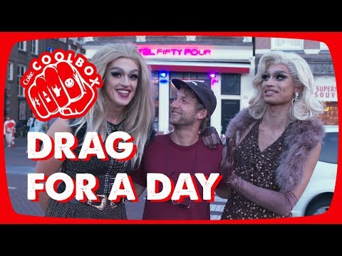 Challenge: DRAG QUEEN for a day - PRIDE | Coolbox #8