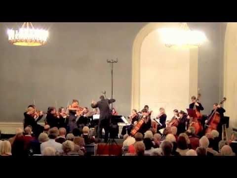 Anders Eliasson - Violin Concerto (1992)