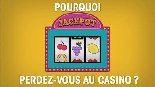 Pourquoi vous perdez au casino : rencontre avec la loi des grands nombres