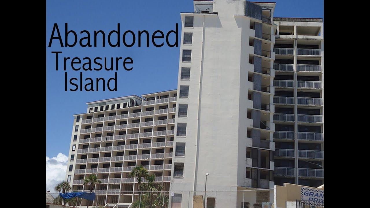 Abandoned Treasure Island Hotel