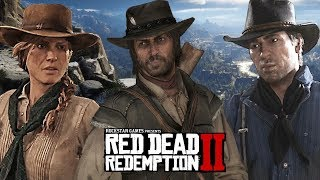 Red Dead Redemption 2 - Open World Breakdown & Analysis! Locations, Wildlife & Gameplay Features!