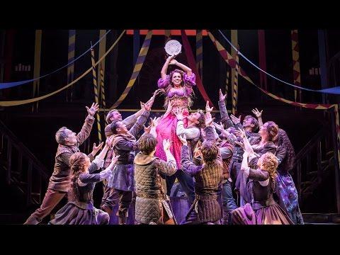 Disneys DER GLÖCKNER VON NOTRE DAME - Szenen aus dem Musical