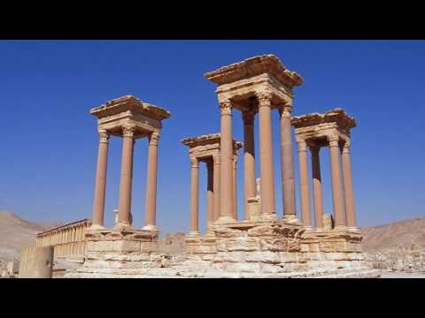 Syria 2010 Part 4 - The Journey to Palmyra