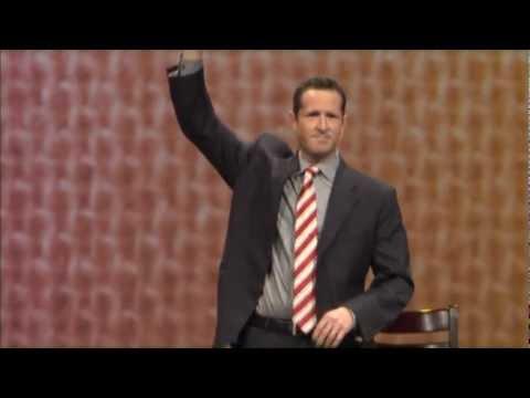 Funny Motivational Speaker gives away $100 | Jon Petz on Making it Happen