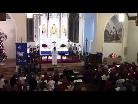 St. James Lutheran Church: A Festival of Lessons and Carols
