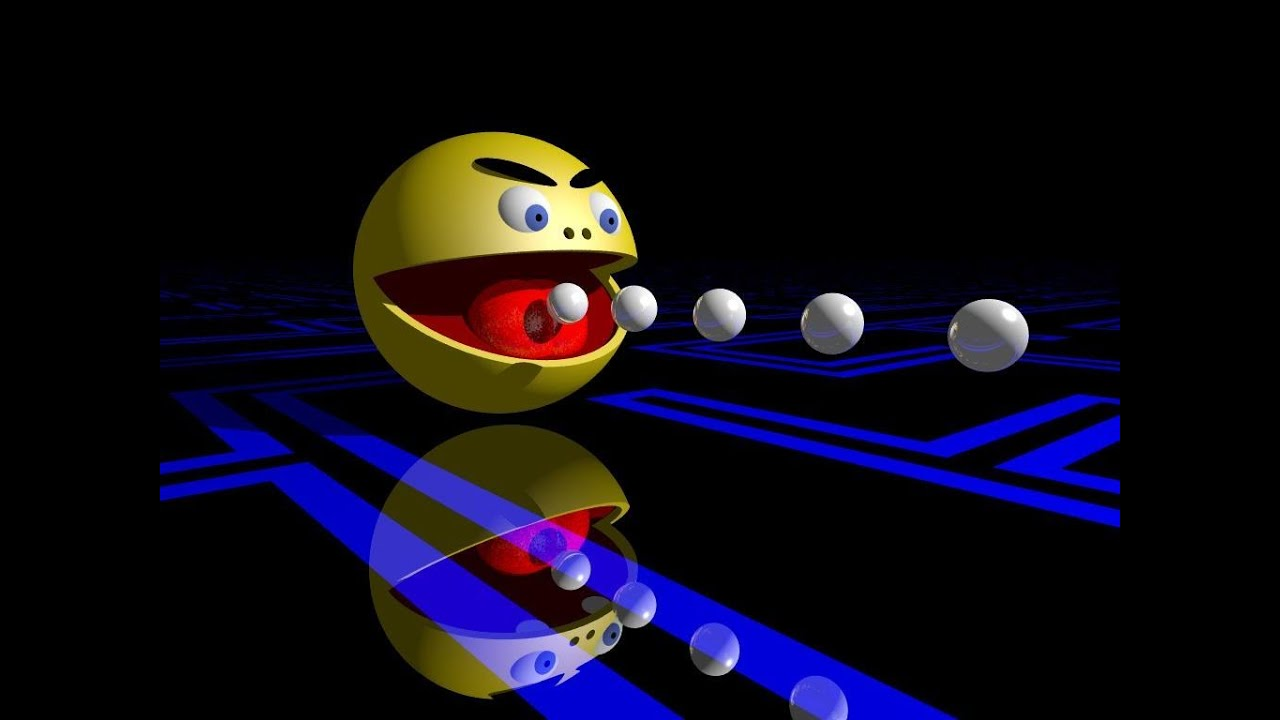It is an image of Eloquent Pics of Pacman