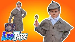 Detectives Tube El Misterioso Caso de las Cuches Desaparecidas