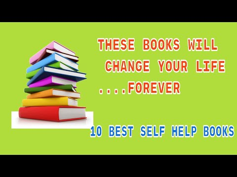 TOP TEN BEST SELF HELP BOOKS IN THE WORLD