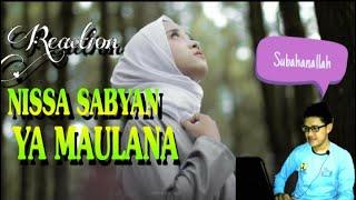 Download Reaction Nissa Sabyan - Ya Maulana