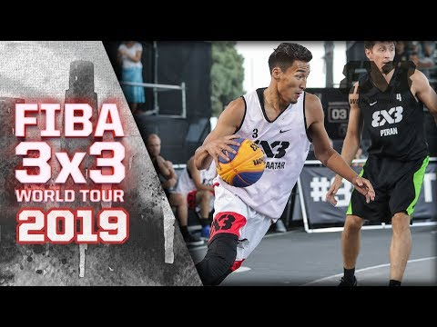 Piran V Ulaanbaatar | Full Game | FIBA 3x3 World Tour - Los Angeles Masters 2019