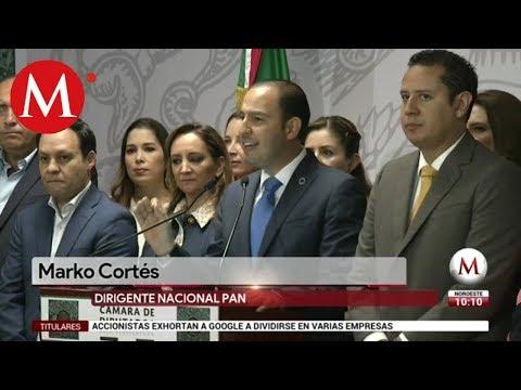 PRI, PAN, PRD y MC dicen no a propuesta de revocación de mandato de AMLO
