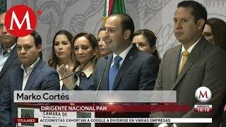 PR  PAN PRD Y MC Dicen No A Propuesta De Revocación De Mandato De AMLO