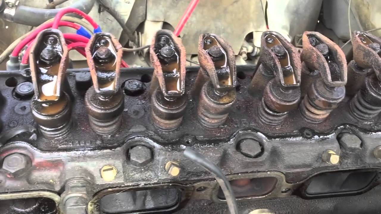 Maxresdefault on 6 Cylinder Chevy Engine