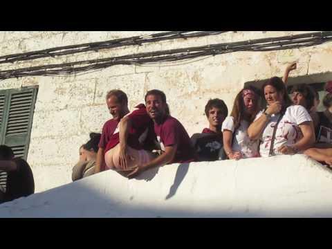 A trip to Menorca, San Juan 2010